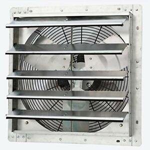 Iliving Ilg8sf18v Wall mounted Variable Speed Shutter Exhaust Fan 18