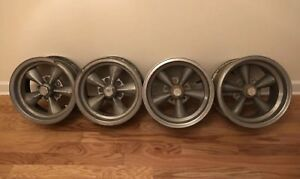 American Racing T 70 Rare Chevy Vintage Wheels Camaro Chevelle Not Reproduced