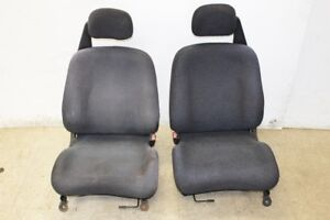 92 95 Jdm Honda Civic Eg6 Sir Oem Seats Lh Rh With Rails