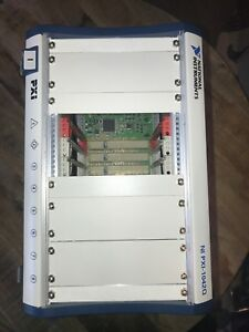 National Instruments Ni Pxi 1042q Pxi Mainframe new With Filler Panels