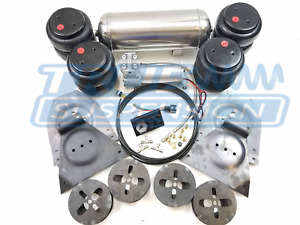 Complete 1963 1972 C10 Pickup Truck Air Ride Suspension System Kit