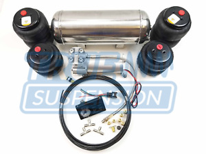 Complete Universal Air Ride Suspension System Kit 2500 Series