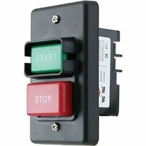 Replacement Electric On off Push Button Power Switch For Tool Machine