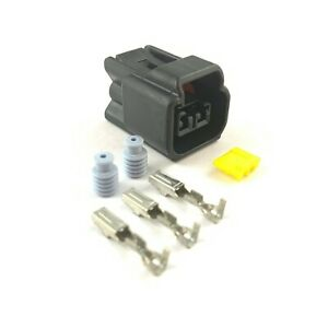 8x Ford V8 Mod Motor 2 Pin Ignition Coil Connector Plug Kit Mustang 4 6 5 4