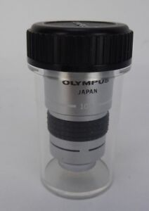 Olympus A100 Microscope Objective Lens