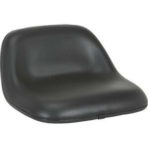 A I Lowback Universal Lawn And Garden Tractor Seat Black Model Lms2002