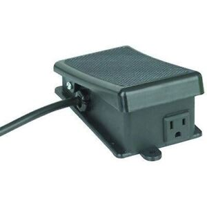 Momentary On off Electric Foot Pedal Switch For Power Tool