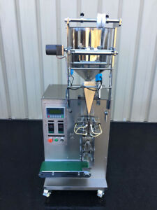 Sina Ekato Sachet Filler Packaging Machine Form Fill Seal Piston Filler