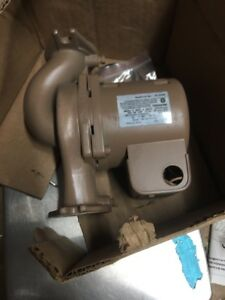 8 Hot Water Circulator Pump Taco 2400 40s 3p D3