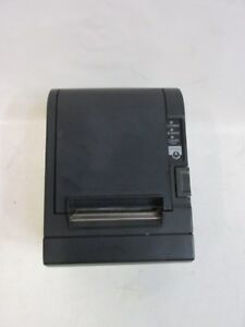 Epson Tm t88iii M129c Thermal Receipt Printer Serial Connection No Power Supply