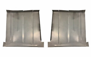 1955 1956 Ford Mercury Rear Floor Pans new Pair Free Shipping