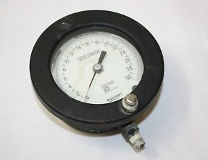 Ashcroft Test Gauge Temperature Compensated Grade 3a 0 30 Psi ref G