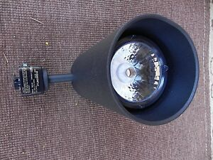 Contech Lighting Ctl84c3m3d b 20watt Led Track Fixture Black 3000k Med Beam