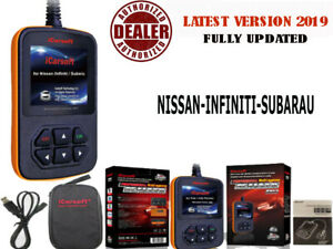 Icarsoft I903 Obd2 Obdii Diagnostic Tool For Nissan Infiniti Subaru Code Scanner