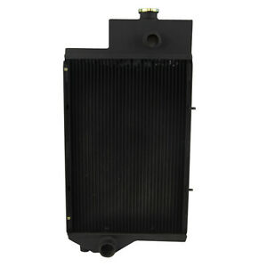 Ar65715 4row Radiator Fit John Deere Tractor 1520 2020 2030 2440 2630 2640 301a
