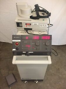 Coherent Novus 2000 Argon Ophthalmic Lasers W Lds20 Microscope