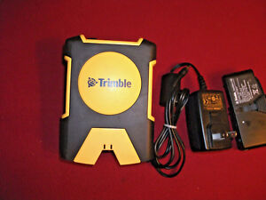 Trimble Gps Pathfinder Pro Xt Battery Charger Connector Leica Topcon Sokkia 3