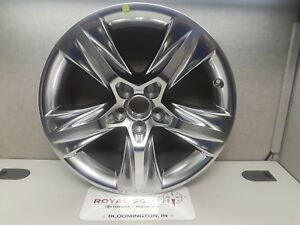 Toyota Highlander 19 2014 2018 Chrome Factory Wheel 1 Genuine Oem Oe