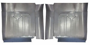 1965 1966 1967 1968 1969 1970 Cadillac Rear Floor Pans New Pair