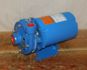Goulds Water Technology 1bf11534 Open Dripproof Centrifugal Pump 1 1 4
