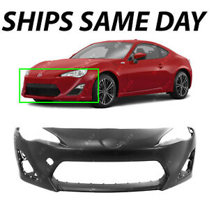 New Primered Front Bumper Fascia Replacement For 2013 2016 Scion Fr S Frs 13 16