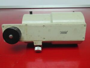 Plane Parallel Plate Micrometer For Fennel Kassel Level Surveying Instruments