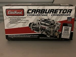 Edelbrock 1406 Performer Carburetor 600 Cfm Electric Choke