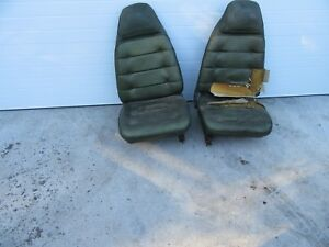1972 1973 1974 Charger Road Runner Satellite Coronet Bucket Seat With Track