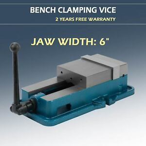 6 Accu Lock Vise Precision Milling Drilling Machine Bench Clamp Vice