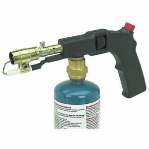 Electric Start Push Start Starter Button Propane Torch