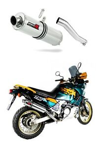 Chappement Exhaust Dominator Rond Xrv 750 Africa Twin 93 95 Rd07 Db Killer