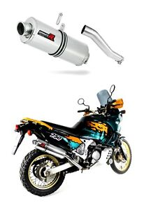 Chappement Exhaust Dominator Oval Xrv 750 Africa Twin 93 95 Rd07 Db Killer