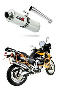 Chappement Exhaust Dominator Rond Xrv 750 Africa Twin 96 03 Rd07a Db Killer