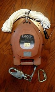 Miller Mp50g z7 50ft Falcon Self retracting Lifeline Used