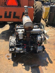 Perkins Diesel Caterpillar Engine 1004