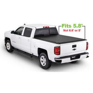 Jdmspeed Roll Up Tonneau Cover For 2007 2013 Chevy Silverado Gmc Sierra 5 8 Bed
