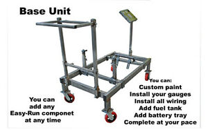 Easy Run Engine Test Stand The Base Unit