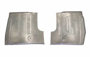 1961 1962 66 Ford Truck Front Floor Pans F 100 Thru F 600 Series see Note Pair