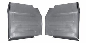 1951 1952 1953 Buick Special 40 Rear Floor Pans New Pair