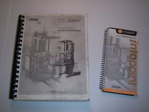 Crown Forklift Sp 3200 Service And Parts Manual