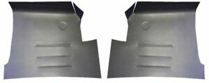 1941 1942 1946 1947 1948 Buick Cadillac Front Floor Pans New Pair