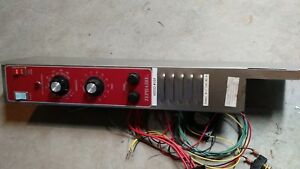 Zephaire Blodgett Electric Convection Oven Control Panel Assembly