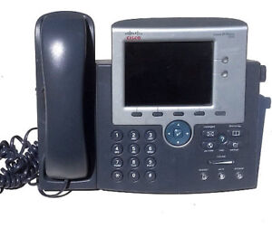 Cisco 7942 Cp 7942g Ip Voip Business Phone