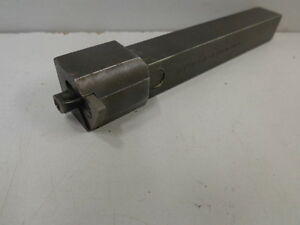 Valenite Threading grooving Lathe Tool Holder Fthor 124 Stk 9809