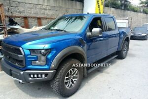 For Ford F 150 Raptor 2015 Side Step Electric Deployable Running Boards Power