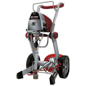 Wagner 0516013a Titan Xt330 Airless Paint Sprayer 0516013b