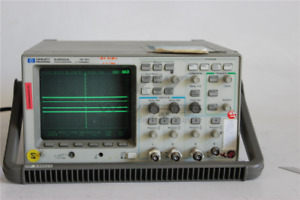 Hp 54602a 150 Mhz 4 Channel Oscilloscope