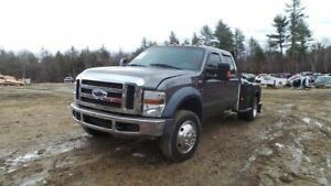 01 17 Ford F250sd Pickup Driver Front Axle Beam 2wd Twin I beams 168249