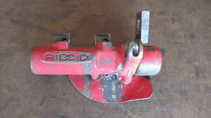 Ridgid 535 Pipe Threader Carriage Assembly Travel Slide Part