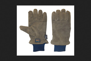 Wells Lamont Brown Men s Extra Large Suede Cow Leather Winter Gloves